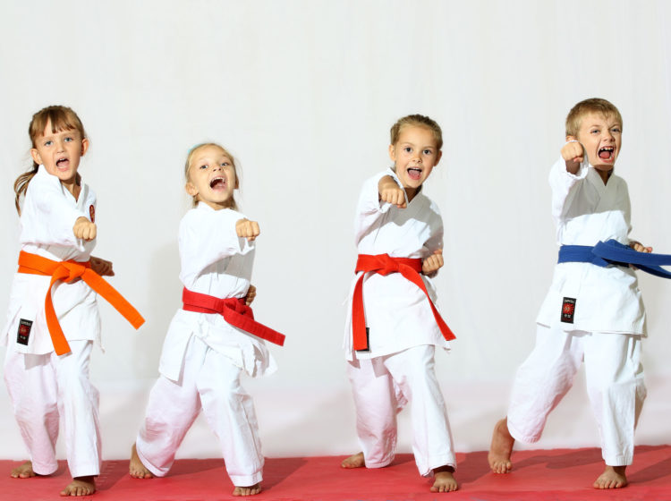 Martial Arts Battle of Period