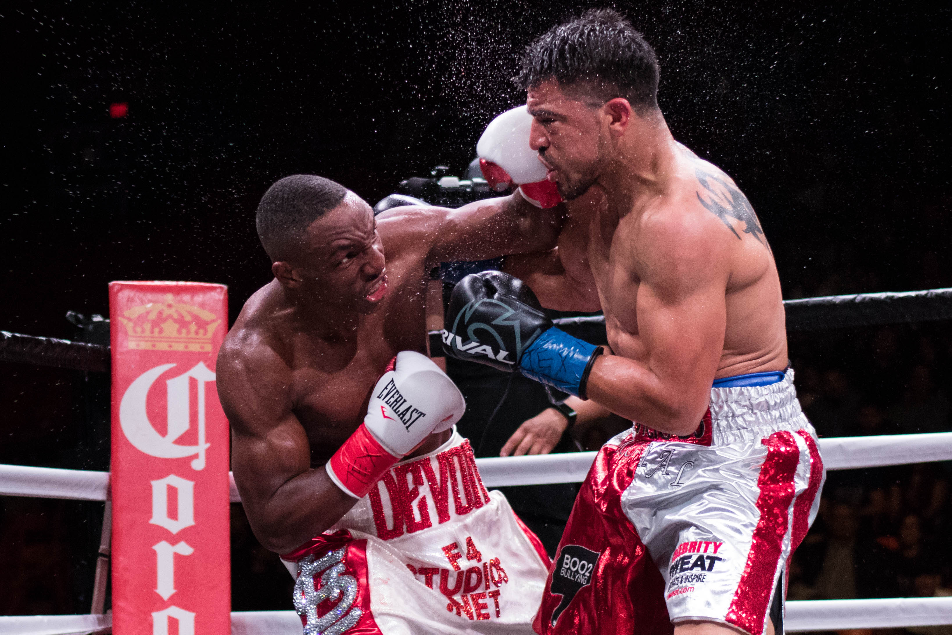 Pacquiao Vs. Bradley Earlier than Their Upcomming Struggle