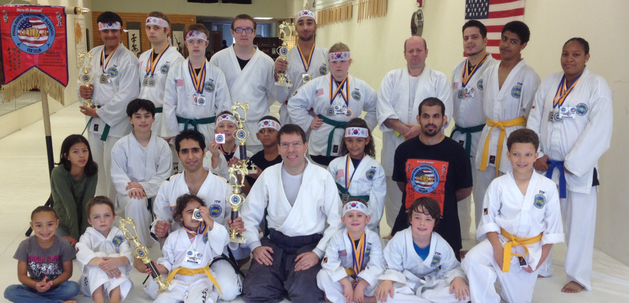 The Historical past Of Taekwondo Is Wealthy And Full!