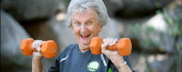 She is 63 Years Old and These Are Her Secrets to Being a Fit Grandmother